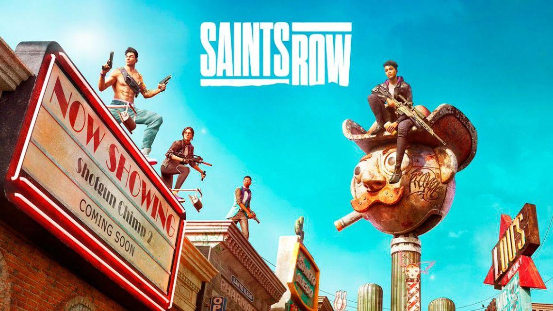 Nuevo gameplay muestra cómo ha evolucionado el nuevo Saints Row