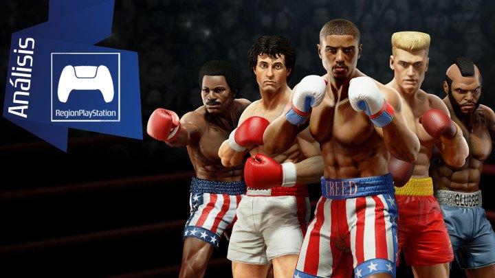 Análisis | Big Rumble Boxing Creed Champions