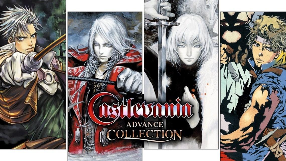 Castlevania Advance Collection ya a la venta para PS4, Xbox One, Switch y PC