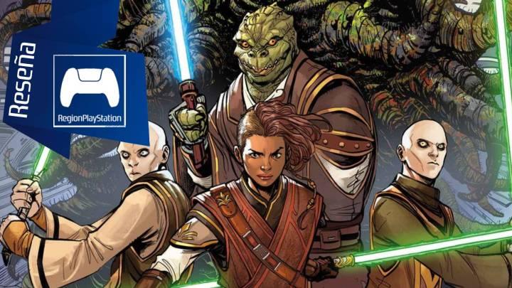 Reseñas Star Wars | Los Cazarrecompensas y la Alta Republica llegan de manos de Planeta Cómic