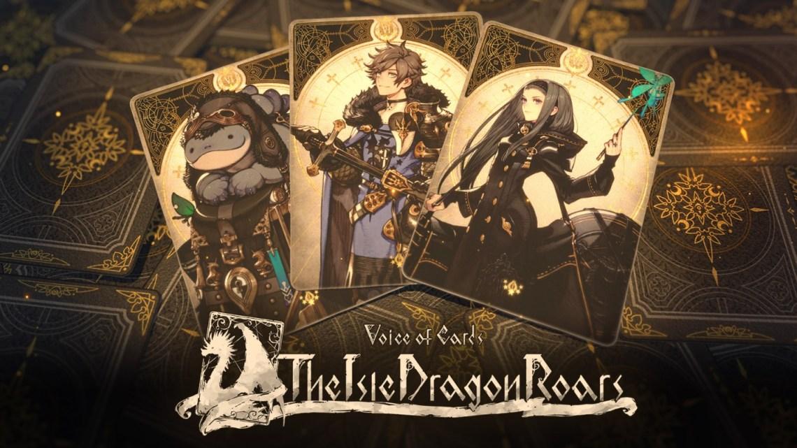 Voice of Cards: The Isle Dragon Roars, lo nuevo de Yoko Taro, disponible el 28 de octubre en PS4 y Switch