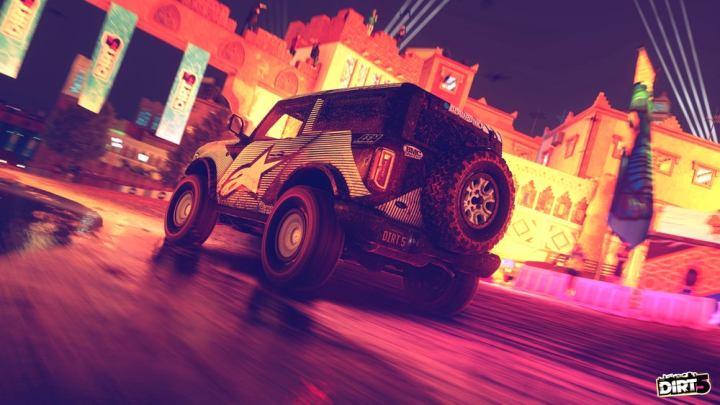 DiRT 5 suma nuevos eventos, coches y patrocinadores con el DLC 'Wild Spirits'