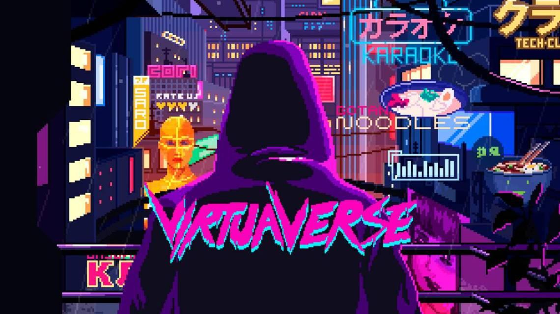 VirtuaVerse, aventura 'point & click', debuta el 28 de octubre en PS4, Xbox One y Switch