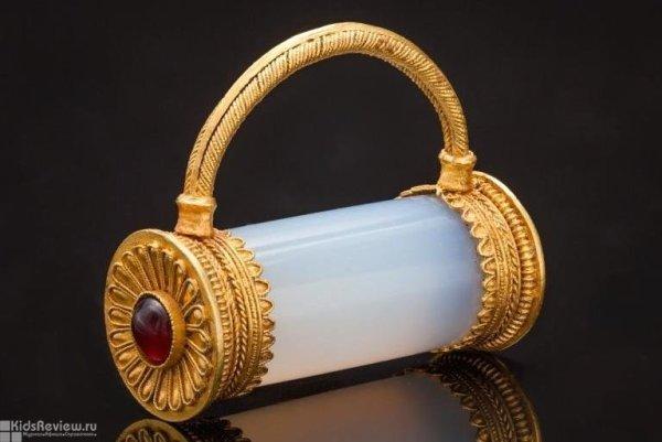 """""""Греческое золото. Сокровища эллинов и варваров в ..."""