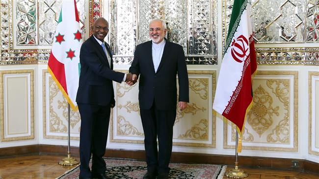 Burundi turn to Iran for new diplomatic efforts
