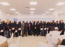 28 young Nigerian Entrepreneurs Graduate from GE Lagos Garage Training Program