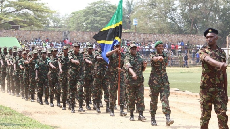 The 11th EAC Military Games and Cultural Event 2017 kicked off in Bujumbura