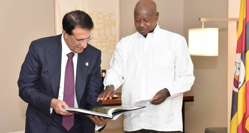 Uganda to partner with Qatar  in industrialization and agro processing