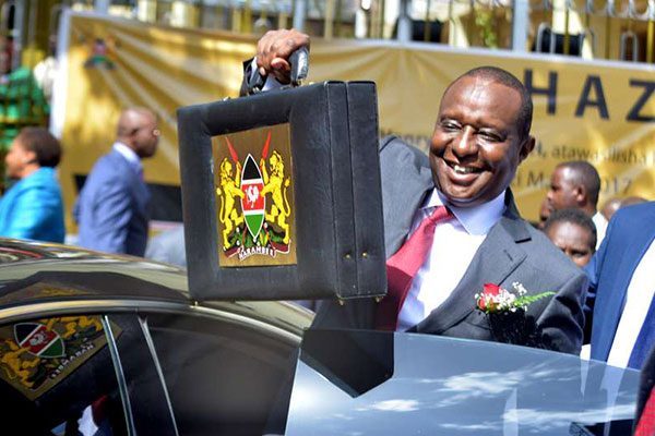 Kenya secures $750 mln syndicated loan to pay off earlier loan
