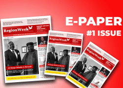 The very first issue of RegionWeek eNewspaper- Get Your Copy now!