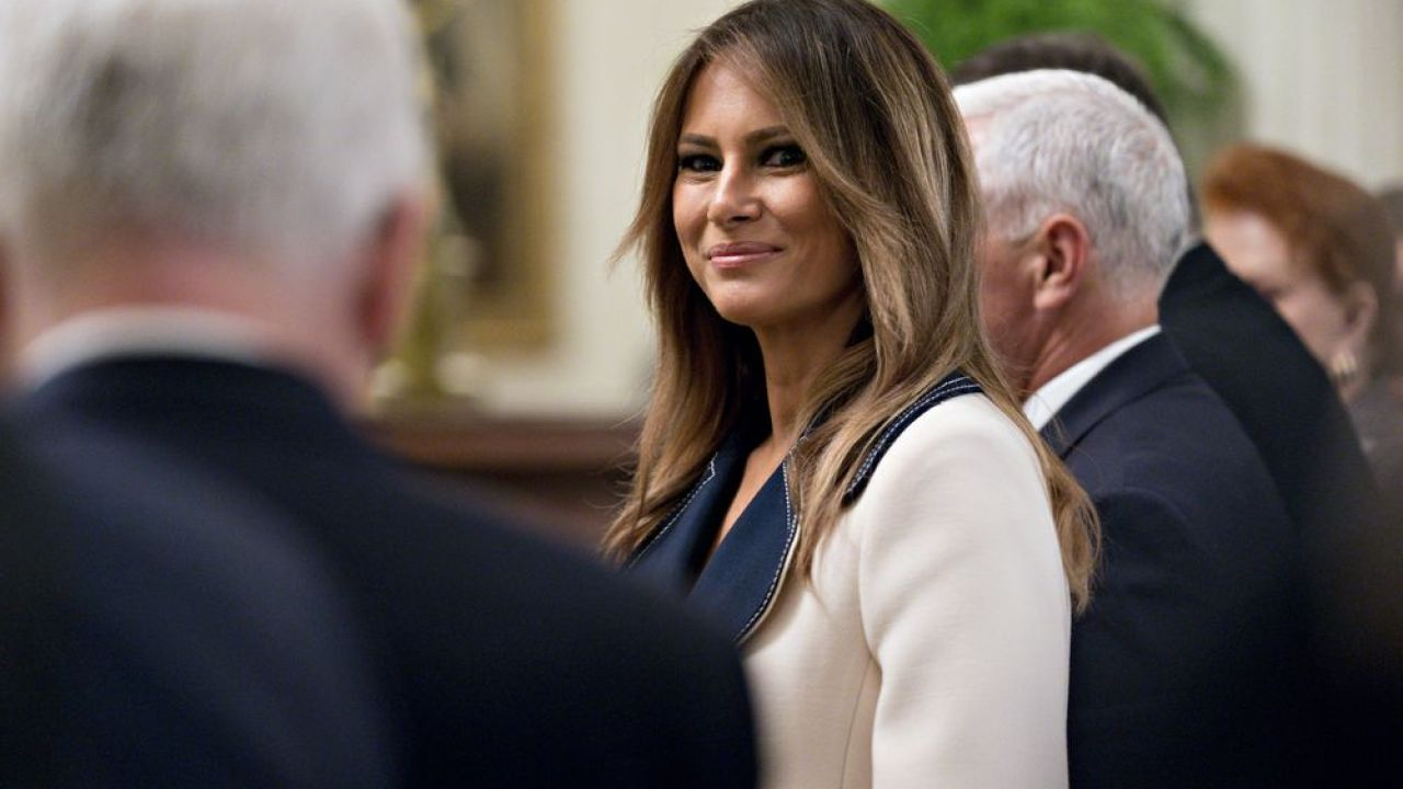 US First Lady, Melania Trump, to Visit Ghana, Malawi, Kenya