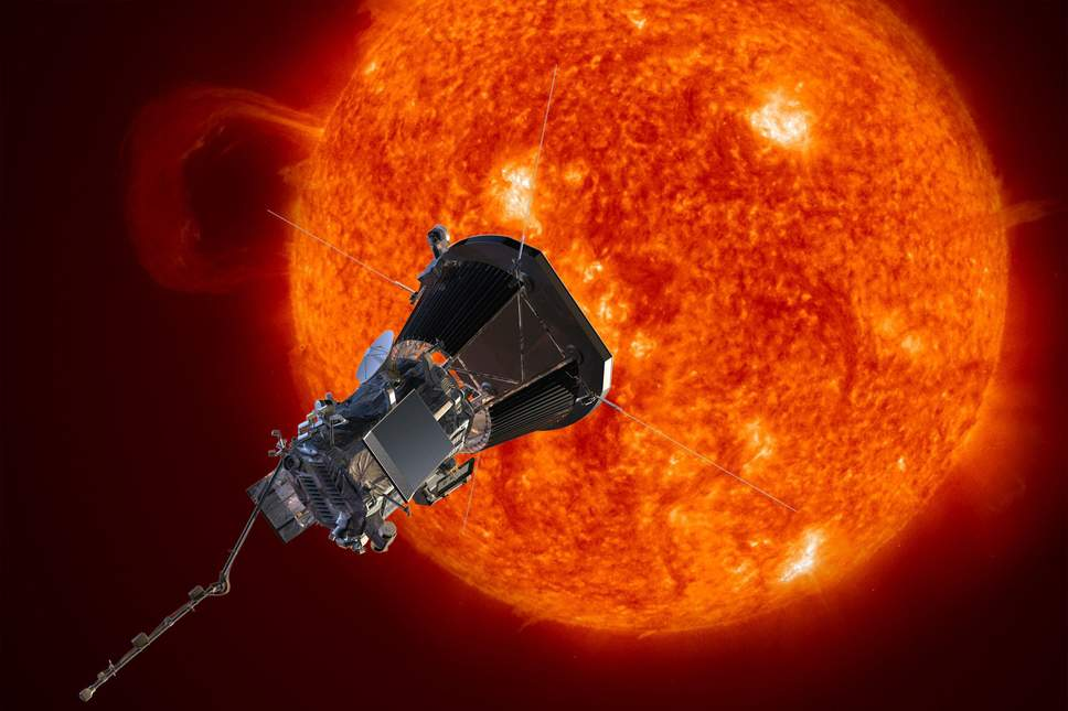 NASA solar probe sets two wild space records on way to sun