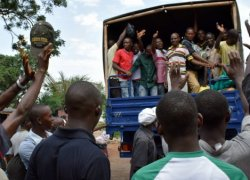 Burundi: Prison overcrowding linked to increased Burundian population.