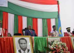 Burundi: The Head of State congratulates the the Ministry of Justice's achievements.