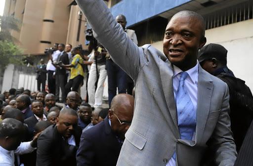 DR Congo election: Emmanuel Ramazani Shadari presented officially as a presidential candidate.