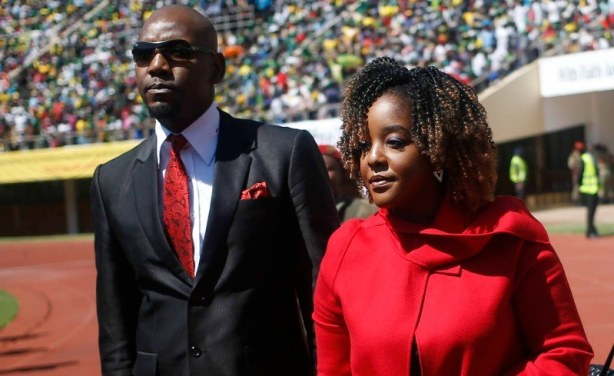Zimbabwe: Mugabe's son-in-law arrested for Kidnapping.
