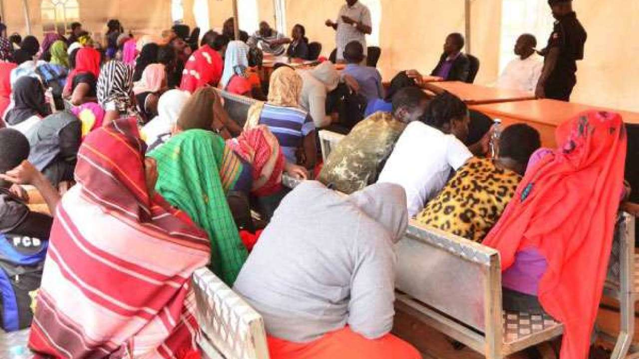 154 Ugandans deported from The United Arab Emirates (UAE)  - RegionWeek