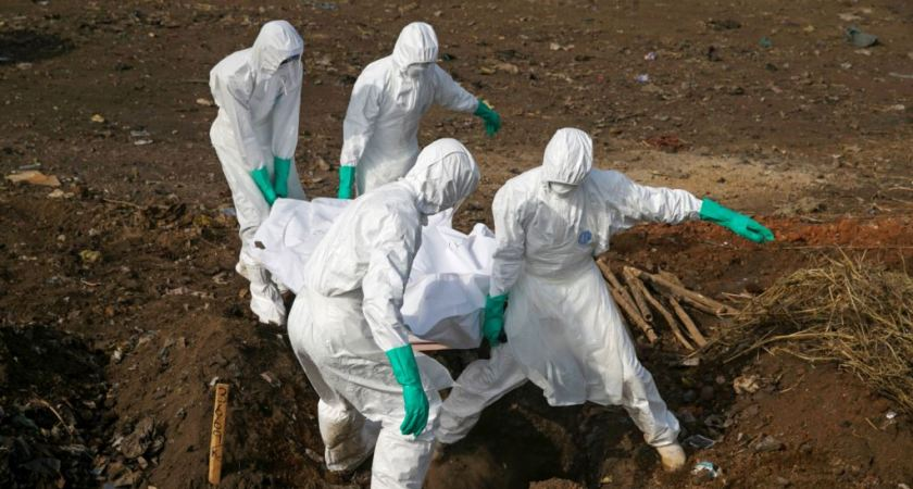 The Ebola outbreak in Congo to be the worst in DRC history.