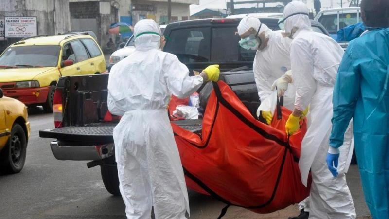 Ebola death toll in DR Congo passes 200, Health Ministry says.