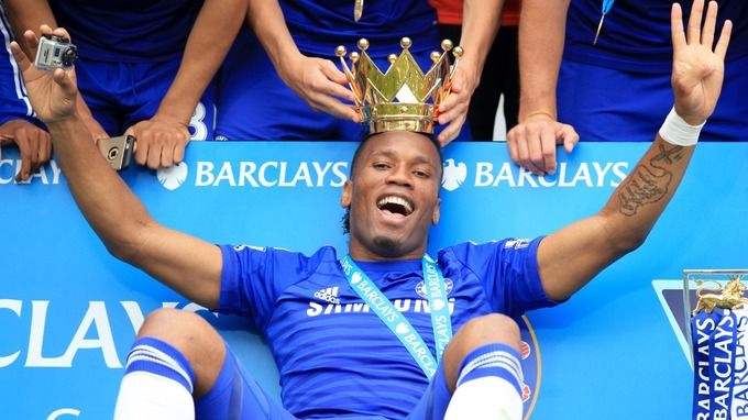 DROGBA LEAUGE CUP