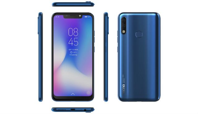 Tecno camon 11 to feature a notch and AI camera.