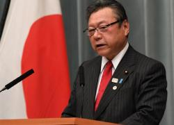Japan's Minister in charge of Cyber-security says he 'has never' used a Computer!