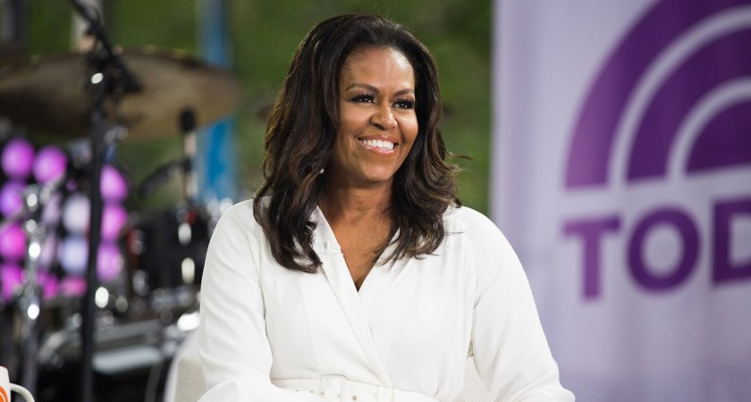 Michelle Obama reveals she had miscarriage, conceived her daughters by IVF.