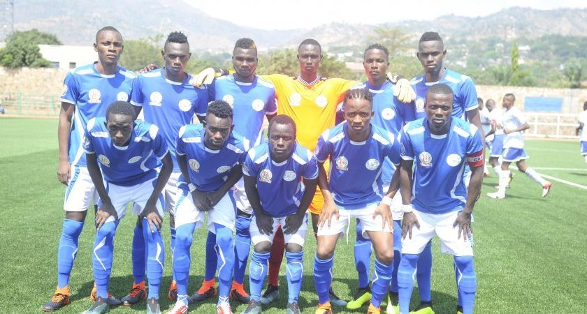Black Eagle remains in the standings of Primus League Championship despite losing to Kayanza United