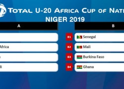 Sport| Niger to host the 2019 Africa U-20 Cup of Nations