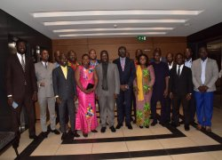 Regional Consultative Meetings of African Youth Leaders launched in Kinshasa.