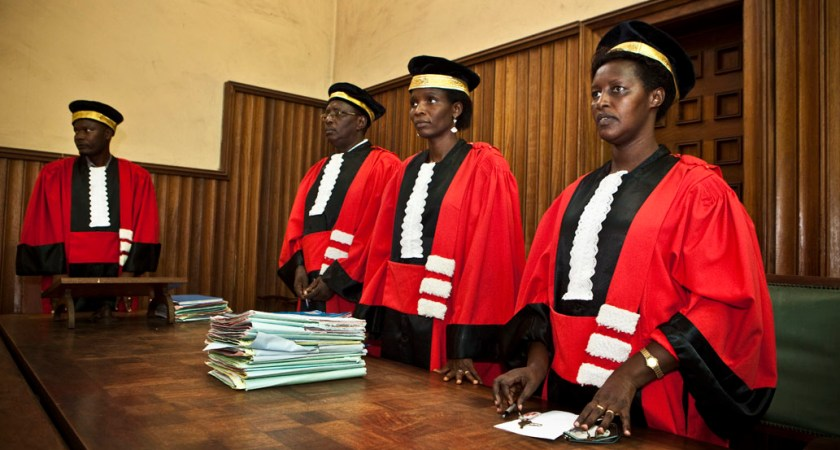 Burundi-Justice: People accused of misappropriation of public funds prosecuted.