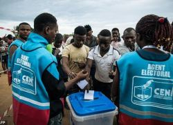 DRC Elections: Congo opposition and ruling coalition both claim to have won chaotic election.
