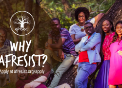 Afresist Youth Leadership Program: A panafrican conference to be held in Nairobi.