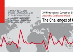 The Geneva Challenge 2019, International Students Contest – Advancing Development Goals
