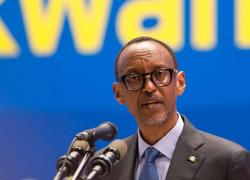 "Paul Kagame convenes ""high level"" meeting on DR Congo situation."