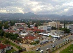South African economic operators plan to invest in Burundi's political capital, Gitega.