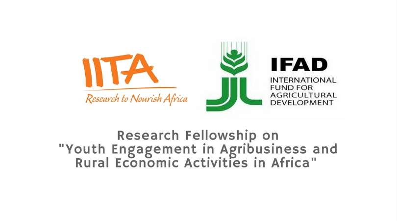 Apply for the Youth engagement in agribusiness and rural economic activities in Africa: Up to $10,000 grant available.