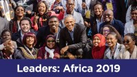 The Obama Foundation Leaders: Africa  program 2019 opens  to Johannesburg
