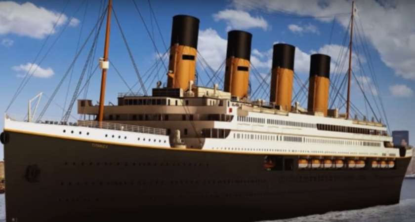Get to know the Titanic II set to take off in 2022