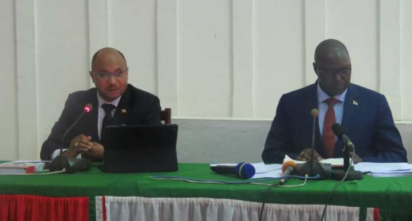 Standoff between Burundi and AU: Burundi Threatens to Withdraw All Its Troops From Somalia.