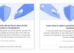 How Facebook is prepared to tackle the fake news as major African elections near.
