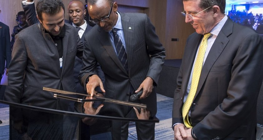 Rwanda to Open its Africa's First Smartphone Factory In April 2019.