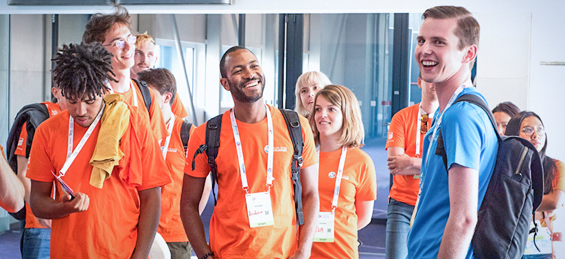 Apply to attend  the 10th IAS Conference on HIV Science for volunteers  2019 in Mexico.