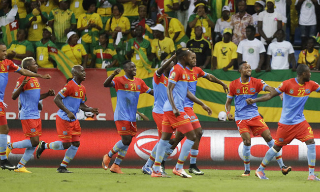 DR Congo National Football Team Teams Background 5