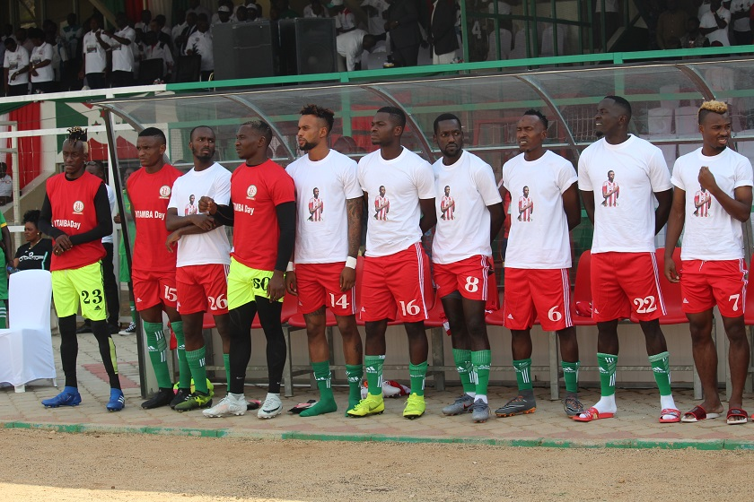 Burundi draws with Algeria (1-1)