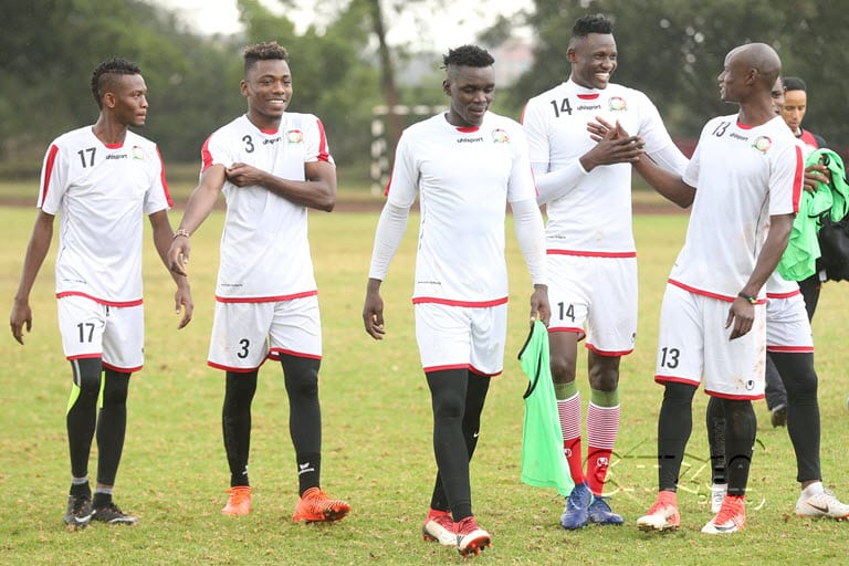 best service 887a7 73522 2019-AFCON: Kenya Harambee Stars took a flight to Paris ...