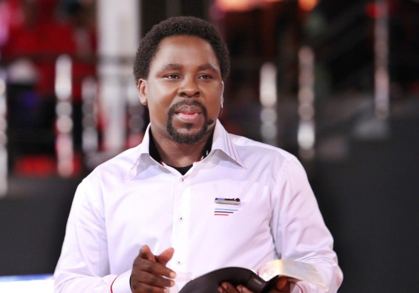 Nigeria: T B Joshua reacts to rape allegation against him with