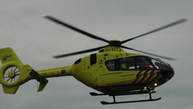 Photo of Steekincident Overlanderstraat – traumahelikopter ingezet