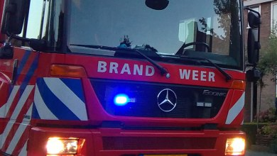 Photo of Autobranden in Purmerend en Landsmeer
