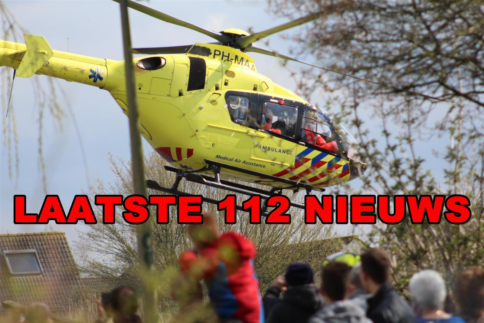 Laatste 112 Nieuws